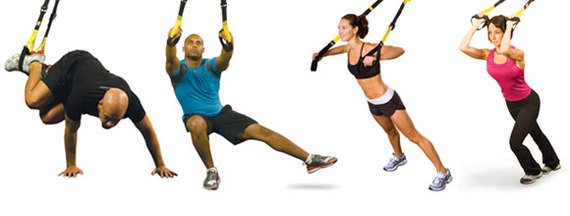 Trx Training The Full Body Core Burning Workout You
