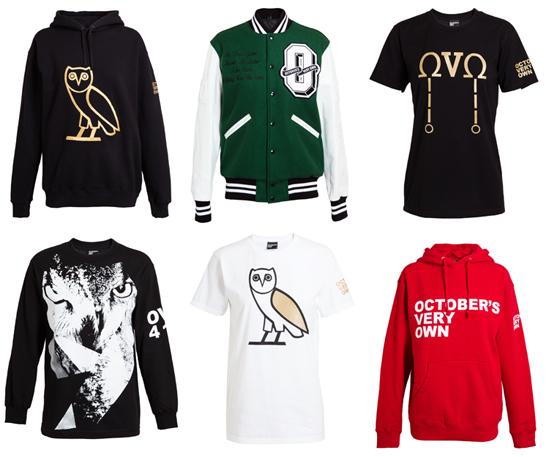 Drake clothing line for women