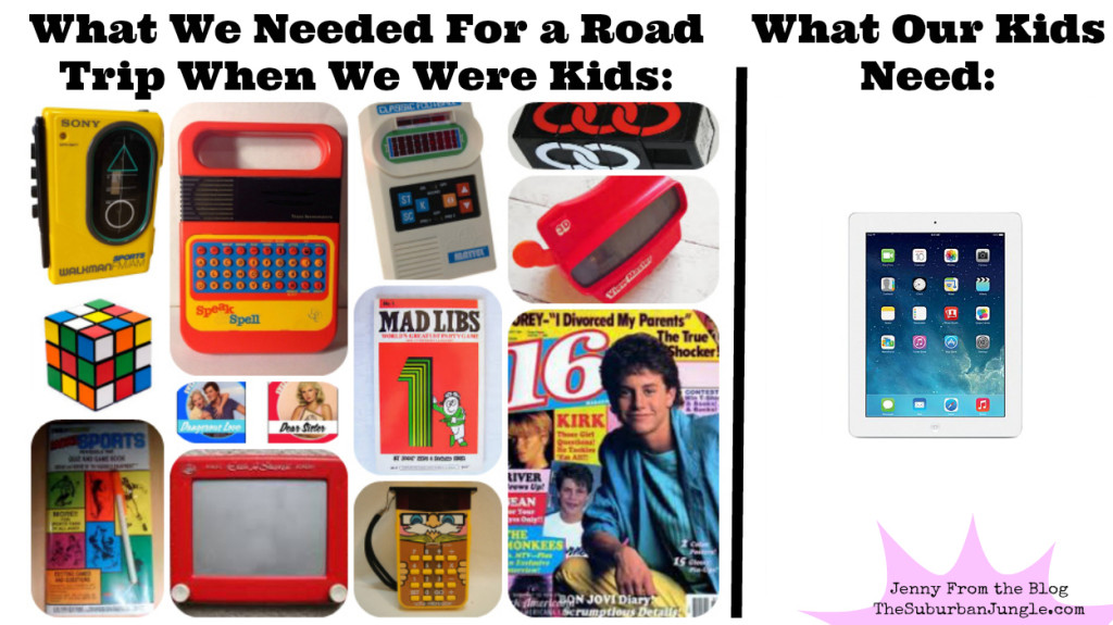 4 Ways Family Road Trips Have Changed Since Gen Xers Were