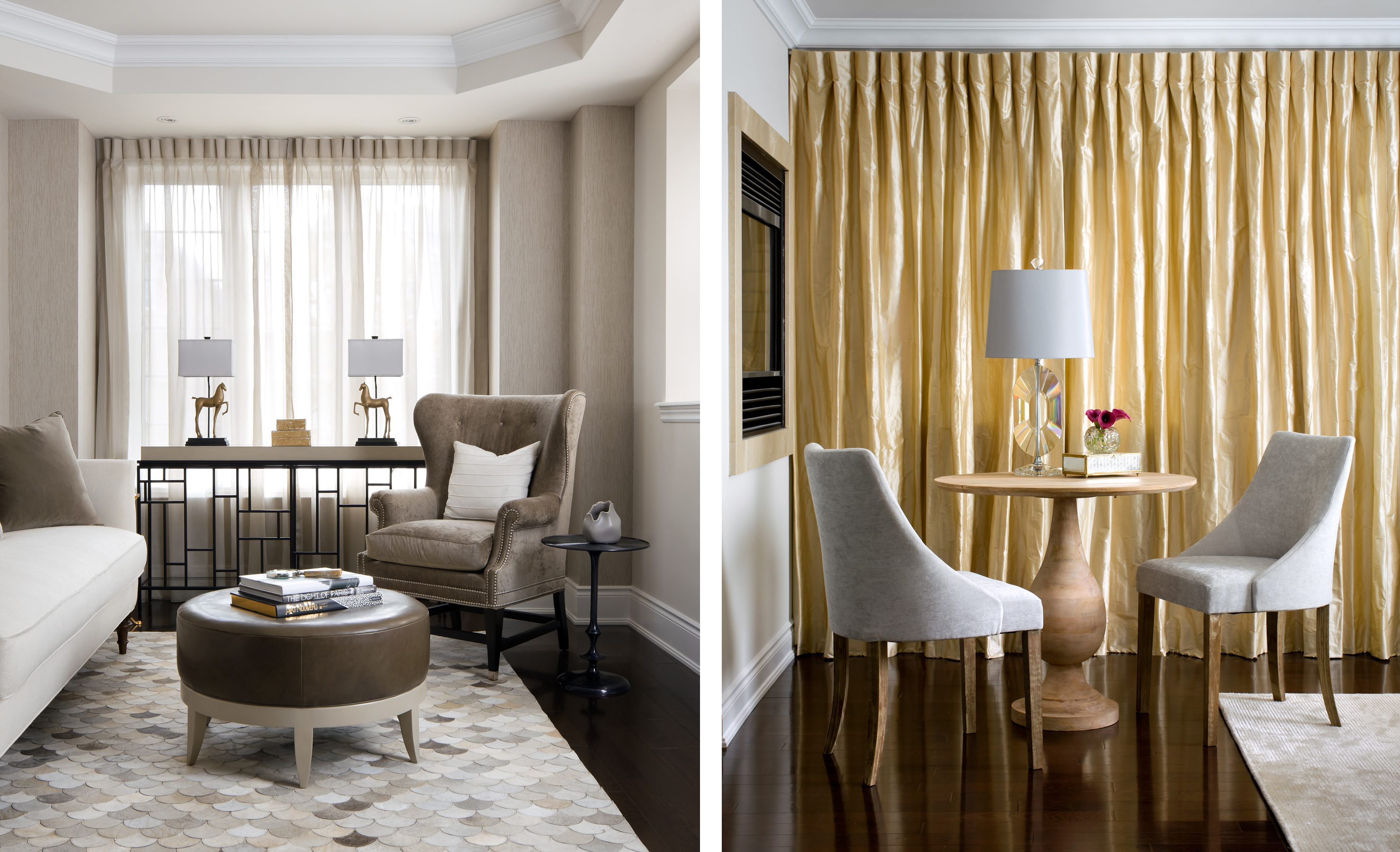 Know your decor terms what 39 s the difference for Drapes or curtains difference
