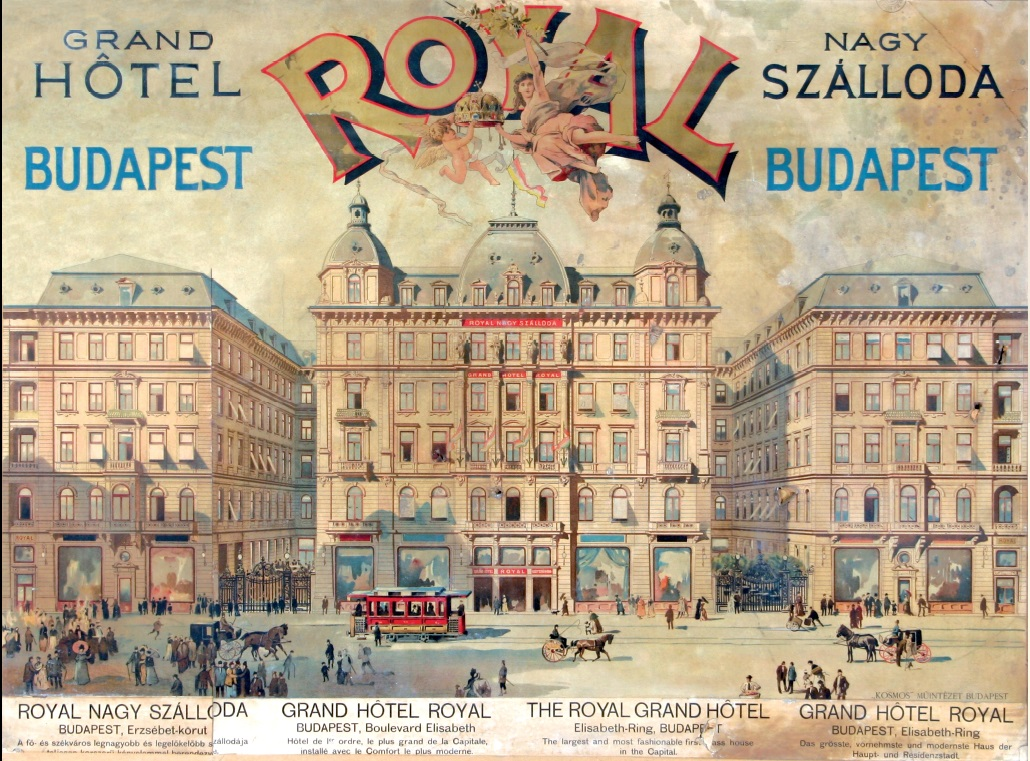 The real grand budapest hotels huffpost for Hotel budapest