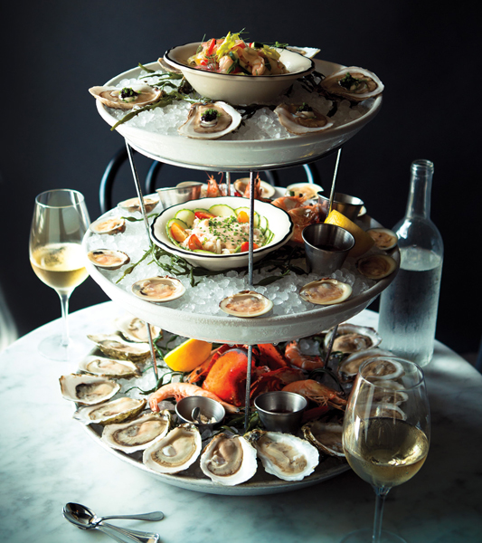 The best oyster bars in america huffpost for Fish restaurant charleston sc