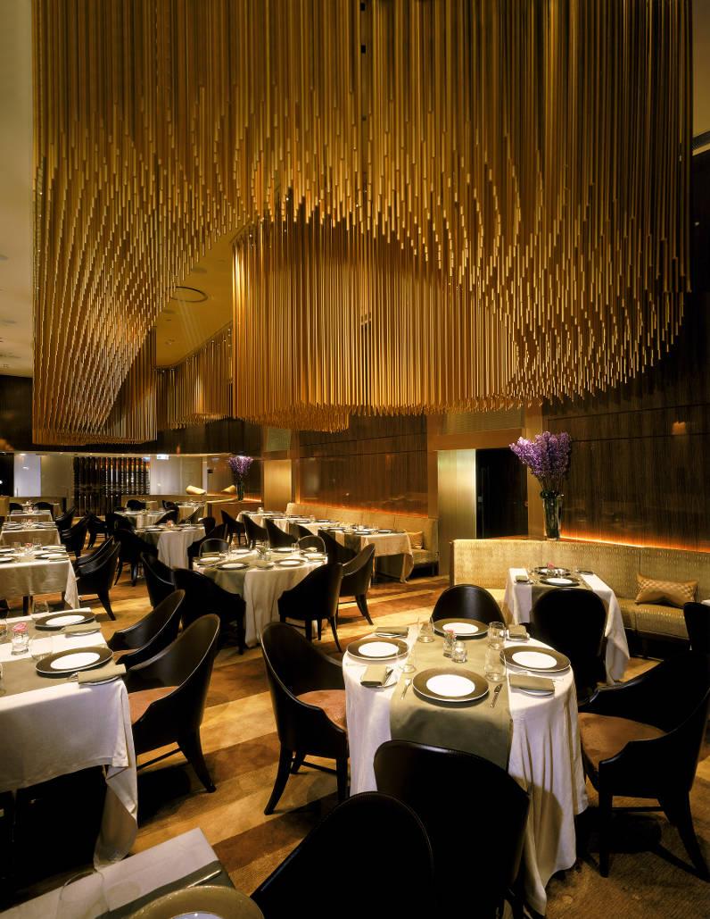 Elite restaurants in the world ranking shows how