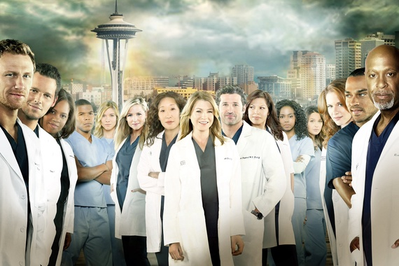 Grey\'s Anatomy\' Recap: No Good News in \'Change of Heart\' | HuffPost