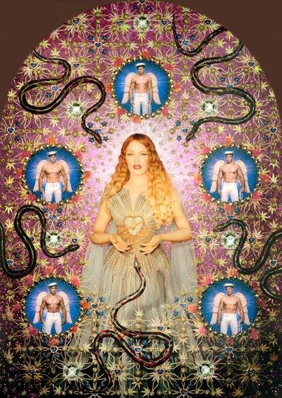 2014-04-08-GaultierKylieMinogueTheVirginwiththeSerpents.AureoleGownVirginsorMadonnascollection.TheFashionWorldofJeanPaulGaultier.jpg