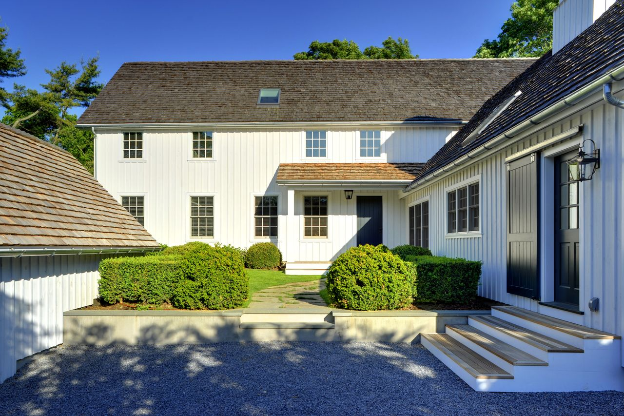 Prefabrication and energy efficiency huffpost for Laurel home