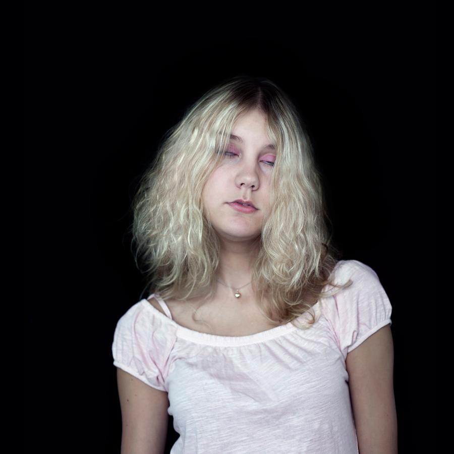 Unexpected Portraits Capture Teen Girls When They Aren't