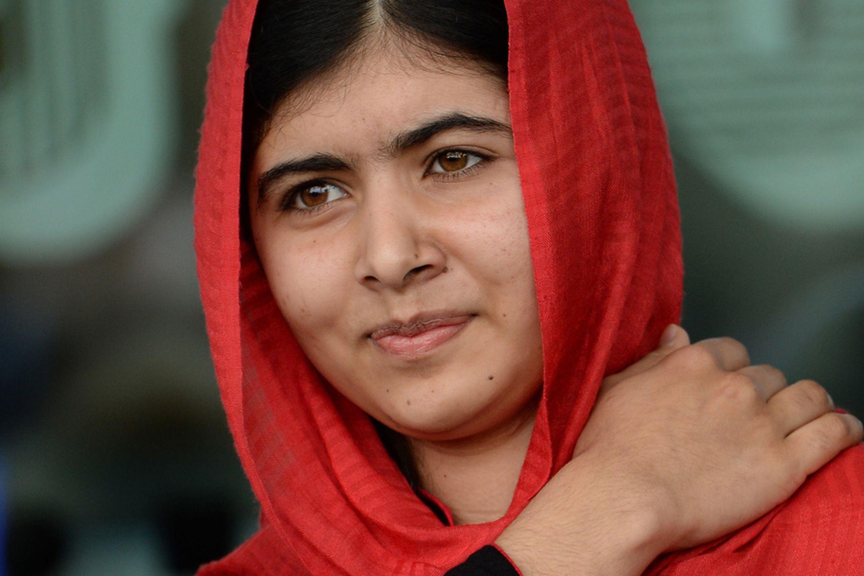 Malala Yousafzai Smili...