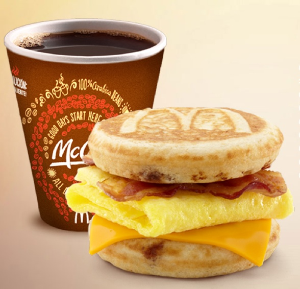 McDonald's McGriddles Answer Waffle Tacos, Etc. | HuffPost