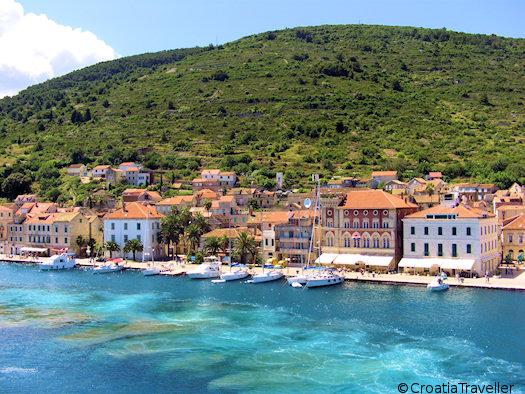 Ferry Split To Greek Islands
