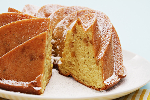 Olive-Oil Cake With Candied Orange Recipe — Dishmaps