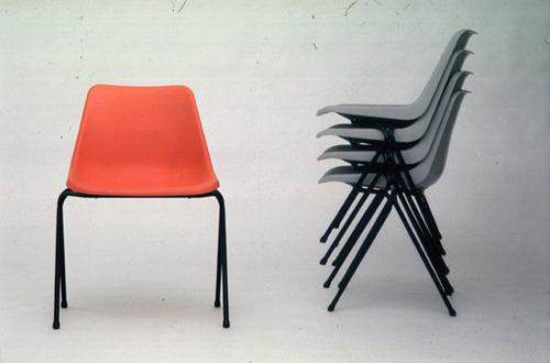 Mid Century Icon The Lunch Room Chair Huffpost