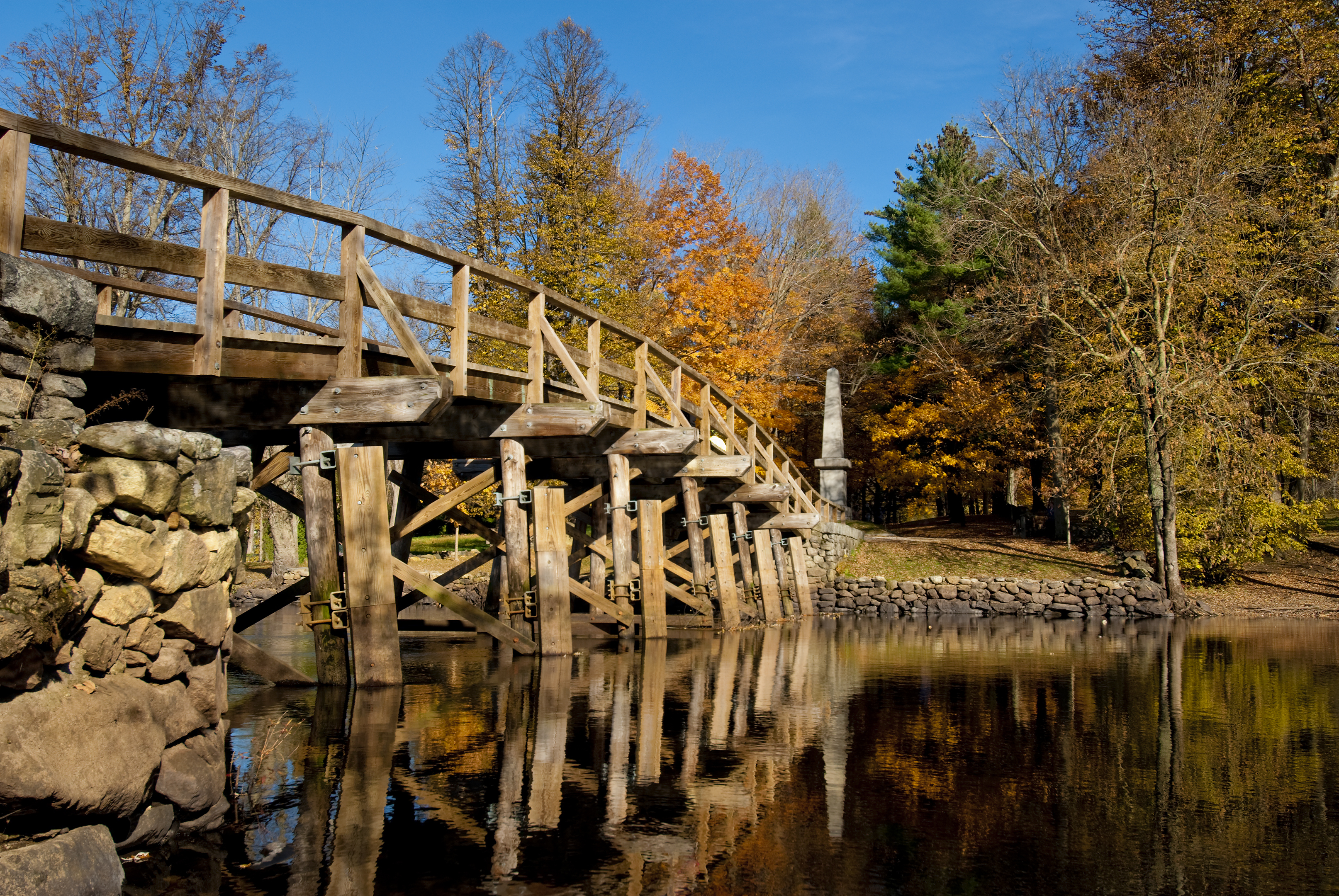 Beyond boston a road trip to concord and lexington huffpost for Historical sites in the usa