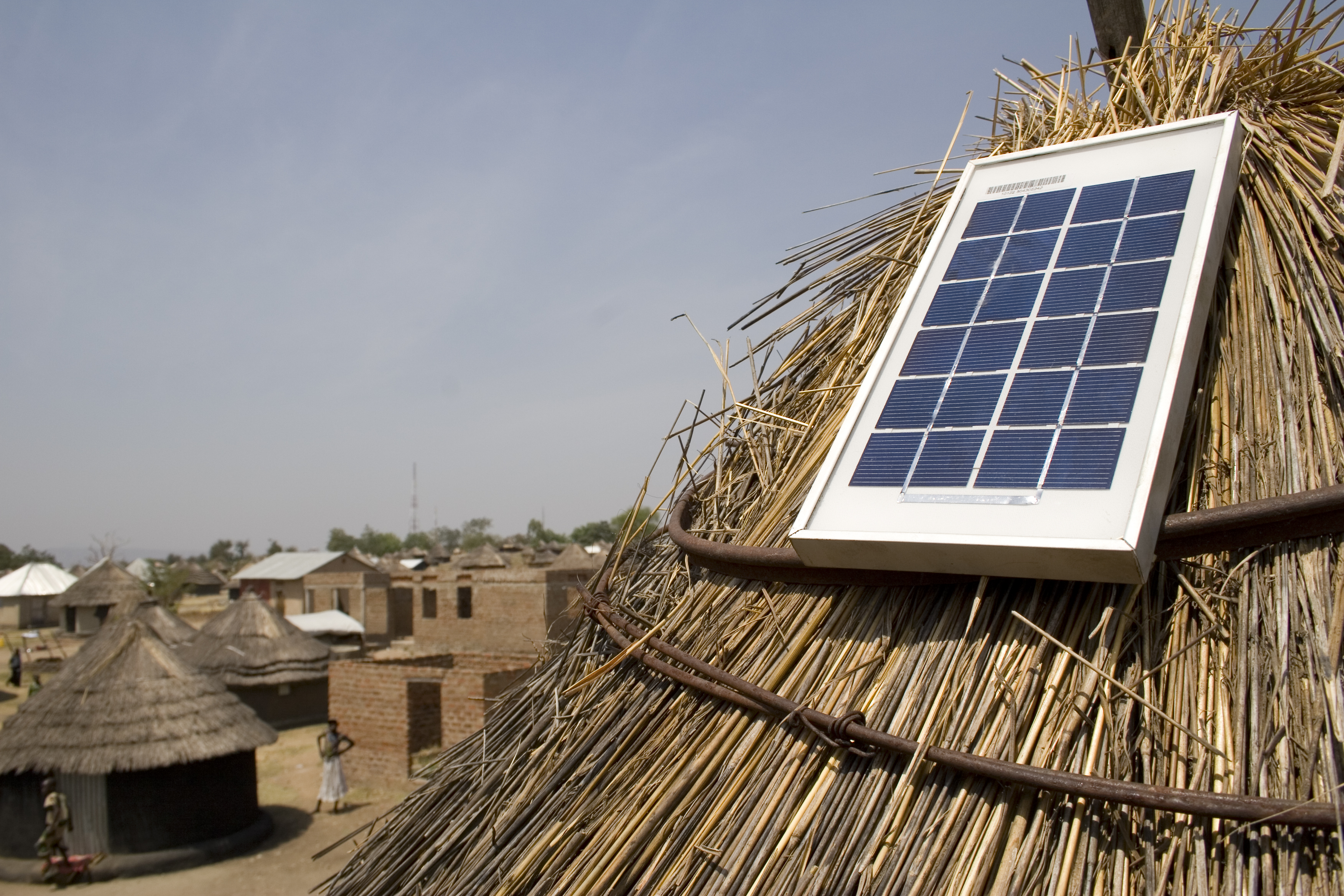 Clean Energy In Africa An Earth Day Picture Story