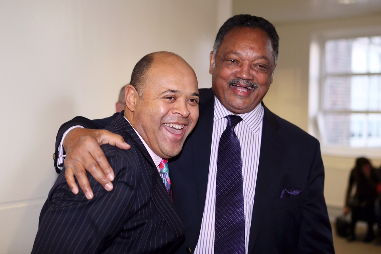"""fighting for equality jesse jackson I went on to meet dr king and dedicate my heart and soul to the fight for justice,  equality, and equal access,"""" said jackson, whose multiracial."""