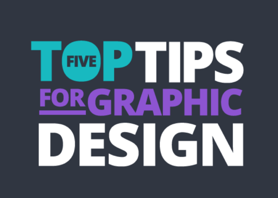 graphic design tips for social media huffpost