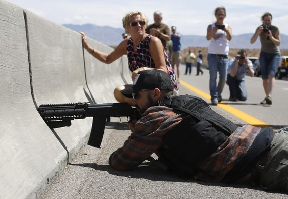 Is Cliven Bundy the New NRA Poster Child?
