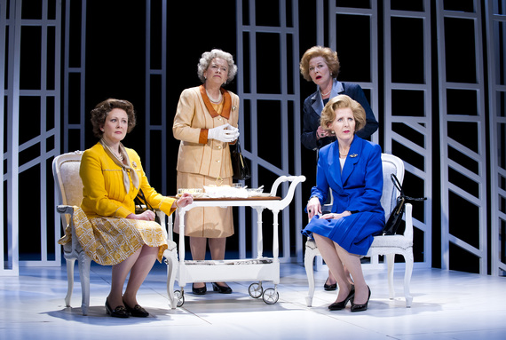 Handbagged Is A Magnificently Funny Dramatization Of The Clash Personalities Between Two Most Iconic Brits My Lifetime Margaret Thatcher And