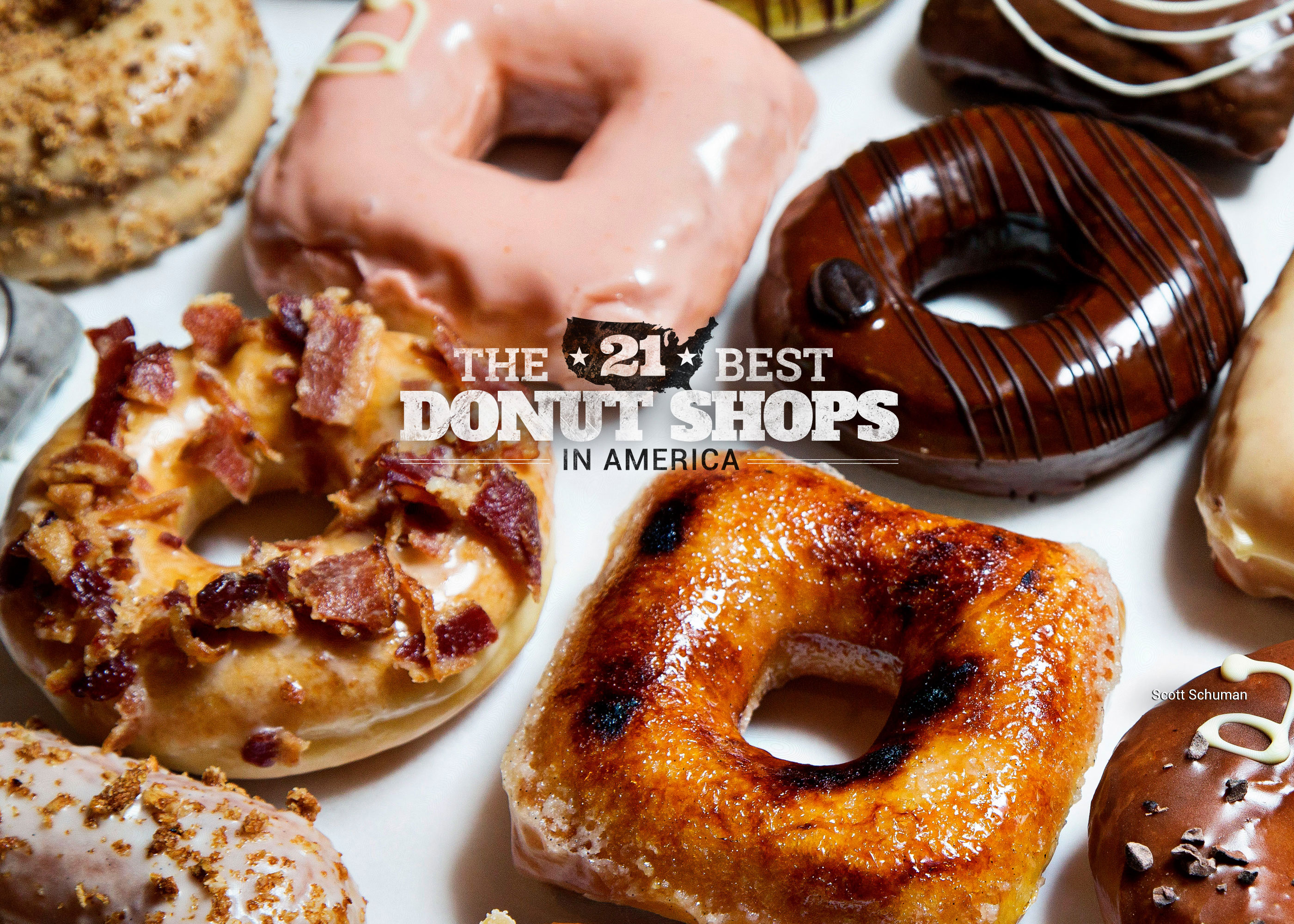 The 31 Best Donut Shops in America (With images) | Donut