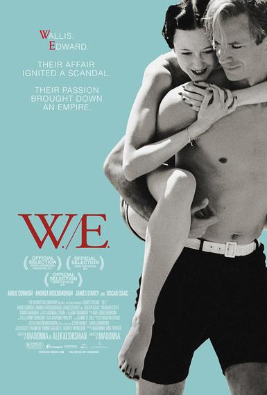 Poster do filme de Madonna, W.E.