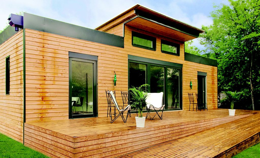 Is prefab really prefabulous huffpost for Sip built homes