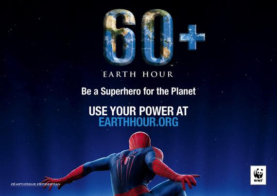 2014-04-30-EarthHour2014SpiderManEarthDrReeseHalter