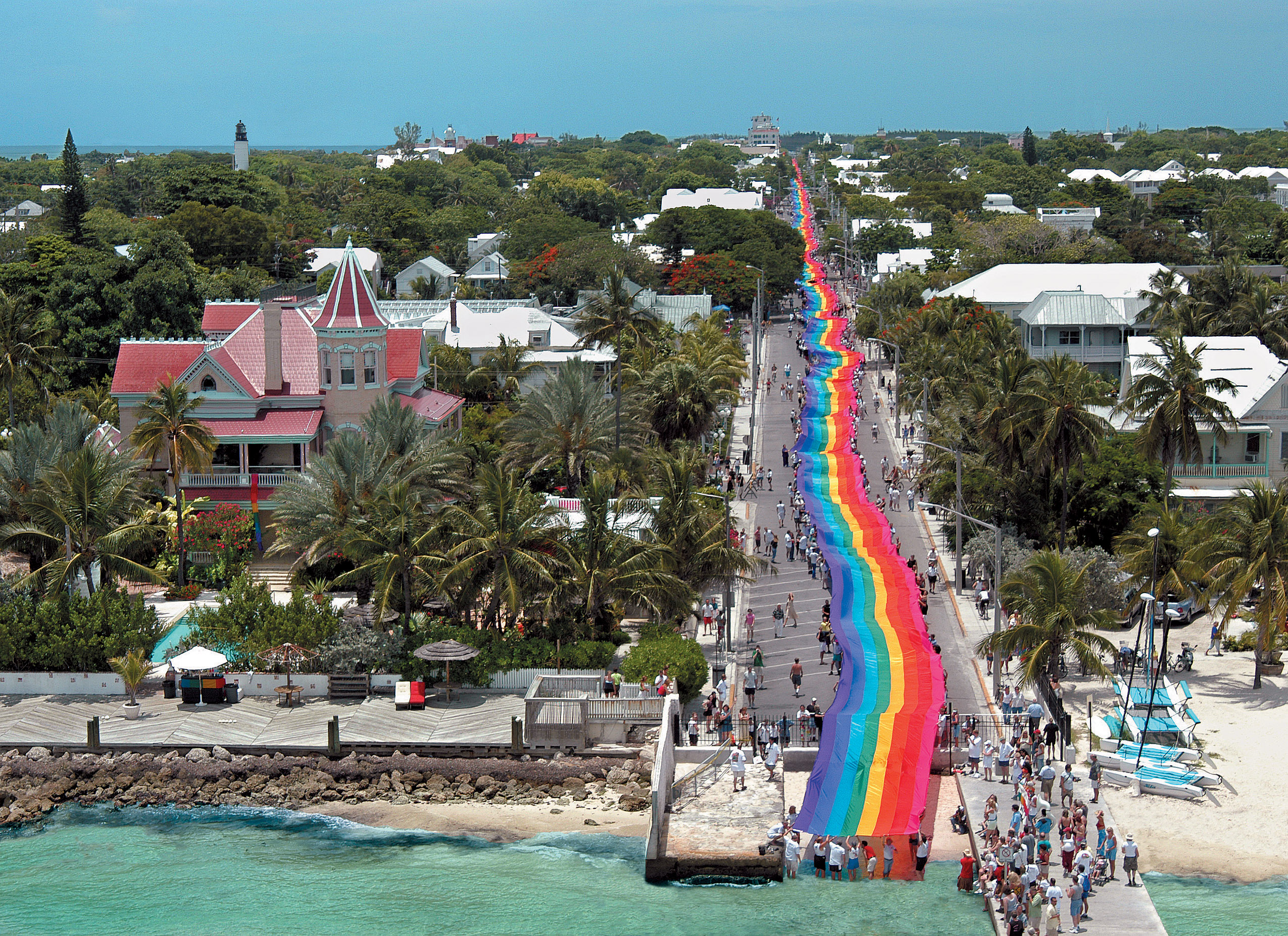Key West Gay Bathhouses and Gay