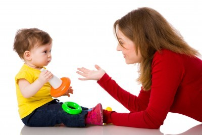 How to Encourage Young Children to Start Talking and ...