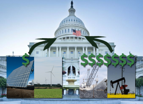 Following the Money: Energy Dollars Hard at Work on Capitol Hill