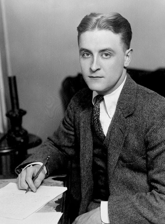 Francis Scott Fitzgerald, 1921