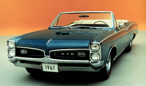 The Birth Of The Muscle Car The Gto S 50th Anniversary Huffpost