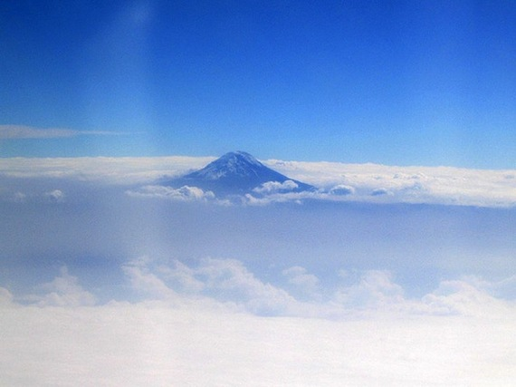 Mount Chomborazo