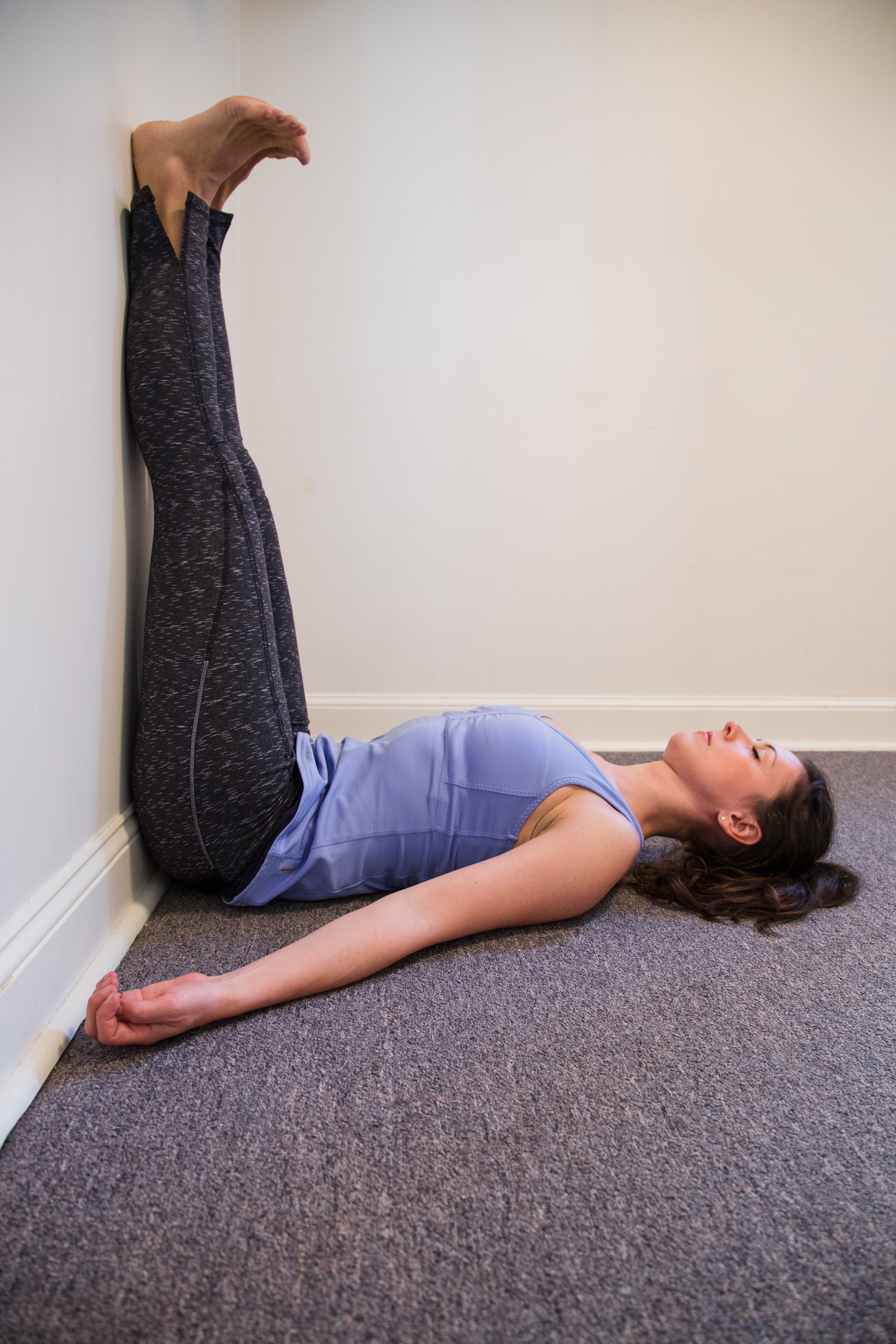 5 Great Yoga Poses For New Moms Huffpost