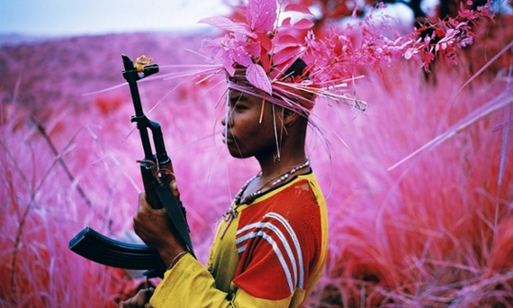 Safe From Harm, 2012 © Richard Mosse