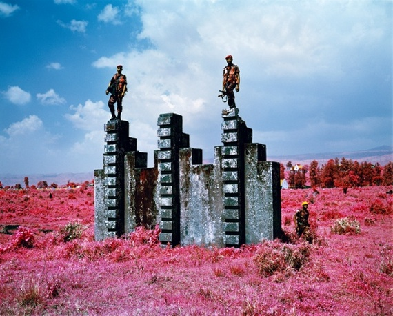 Triumph Of The Will, 2012 © Richard Mosse