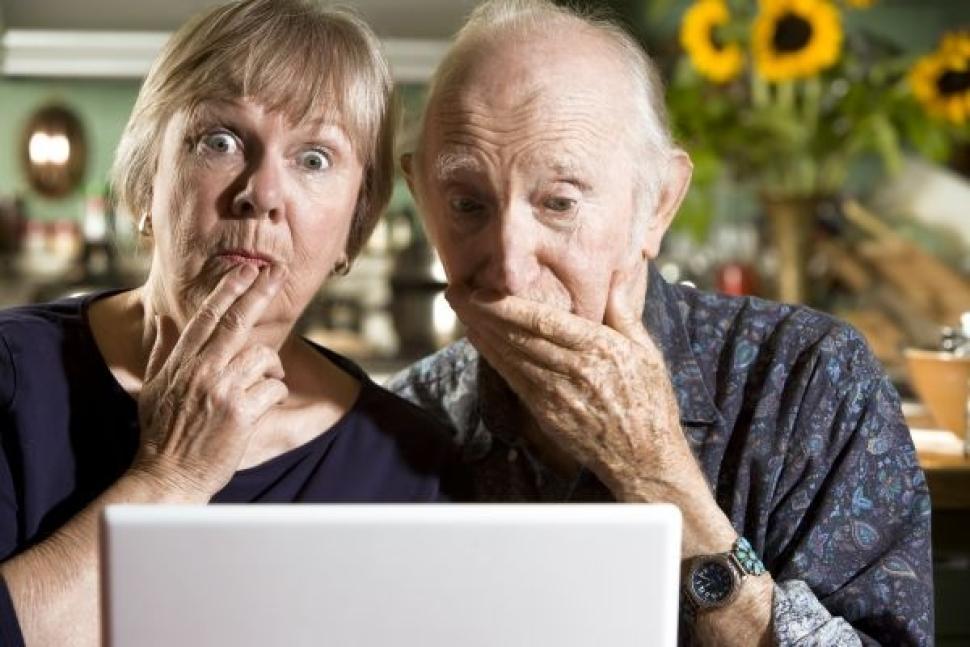 Old People Porn 96