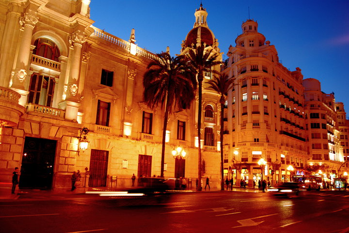 Eccentricities horchaterias the holy grail and hemingway - Nice things valencia ...