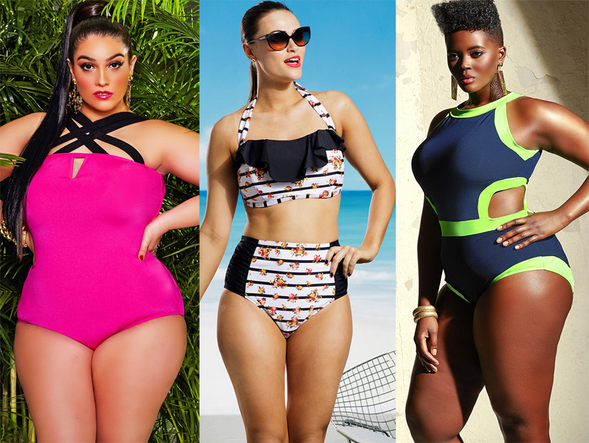 eeae879d5ce91 Heat Things Up This Summer in the Fiercest Plus-Sized Swimsuits of ...