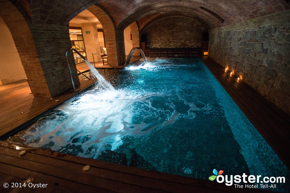 8 Super Romantic Spas In Europe Huffpost