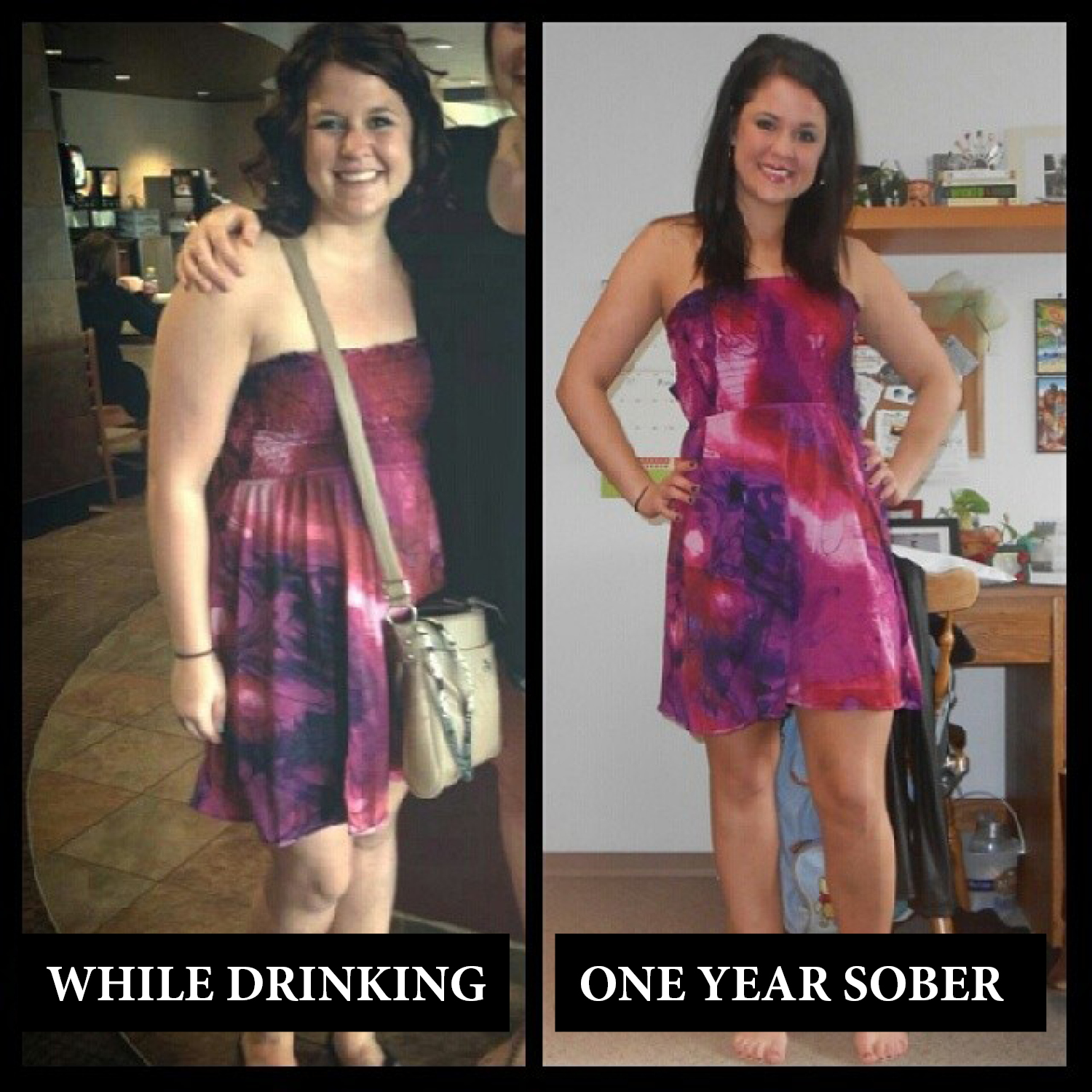 Quit drinking for a month weight loss