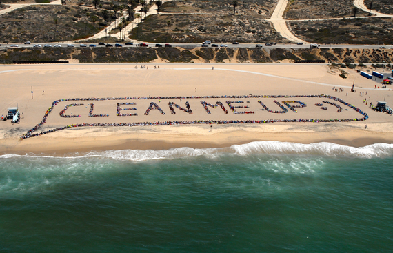 Kids at beach cry clean me up the huffington post