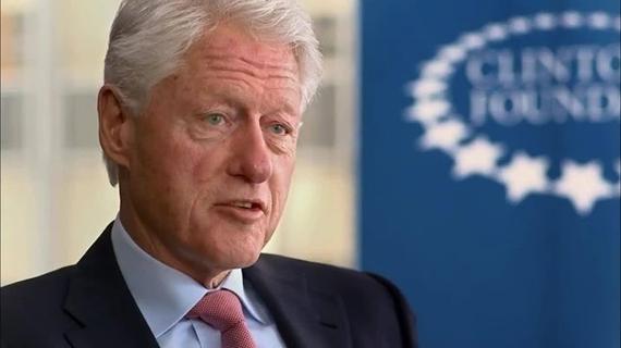 2014-05-24-PresidentBillClintonEarthDrReeseHalter