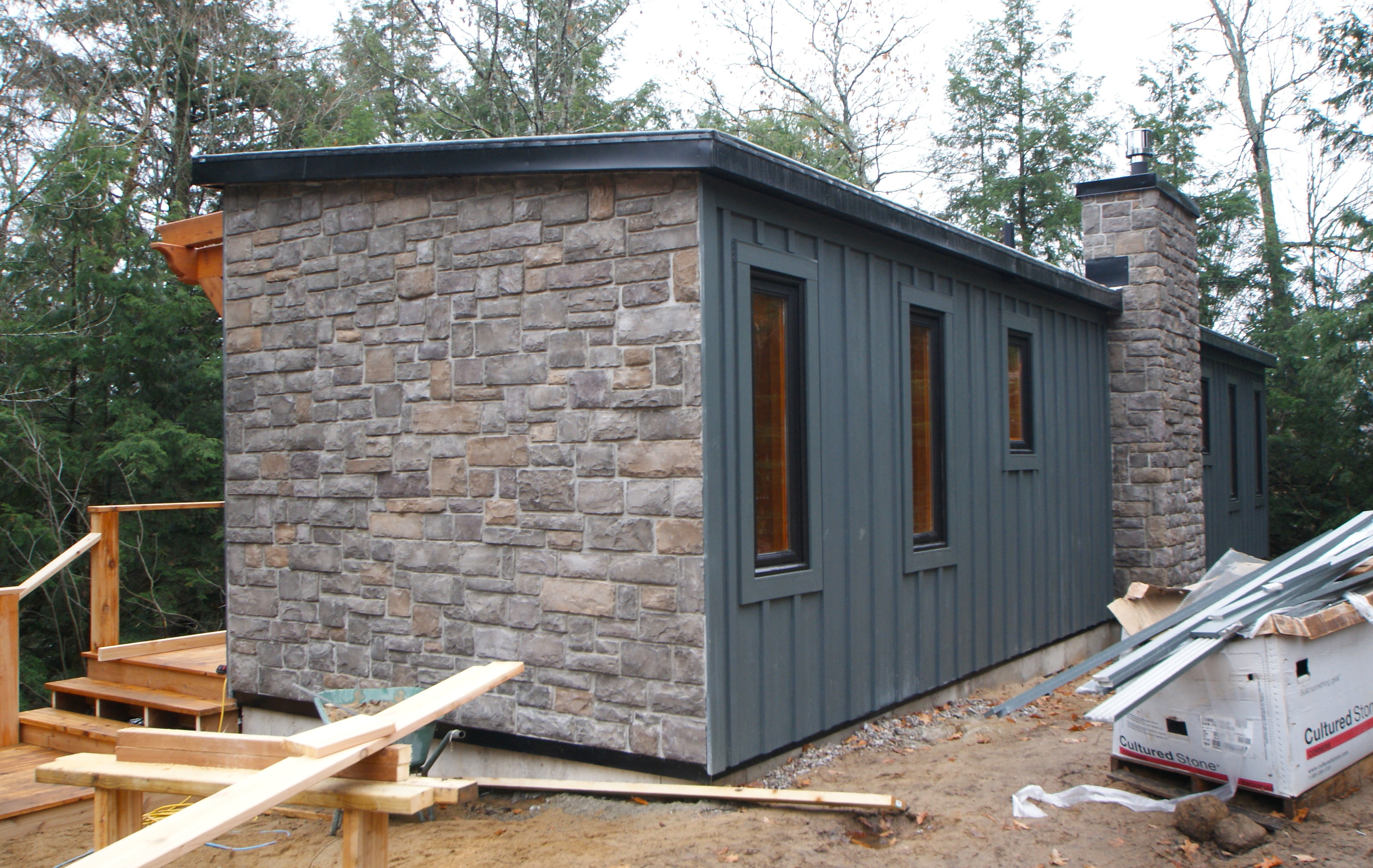 Making a funky bunkie for our favourite cottage guests for Cottage bunkie plans