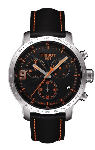 Celebrity collector tony parker huffpost for Celebrity tissot watches