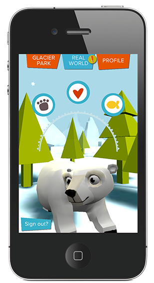 Habitat the Game app