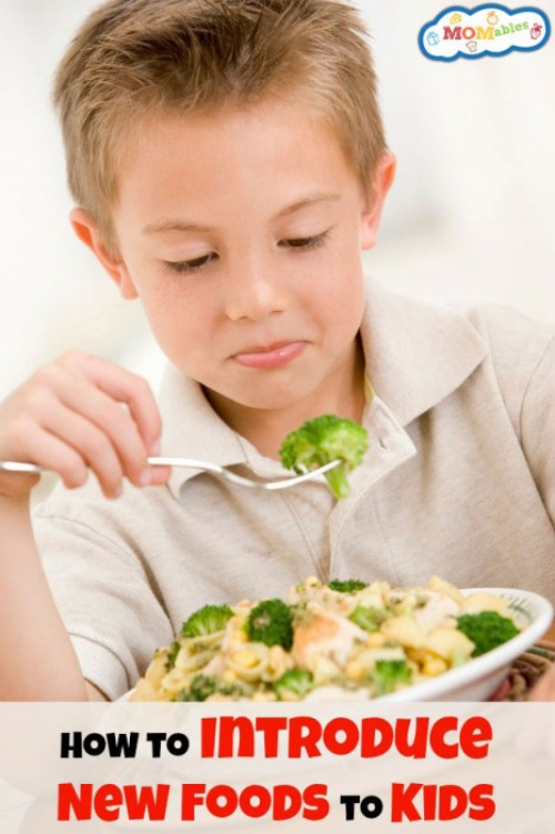 Getting Picky Eaters To Try New Food