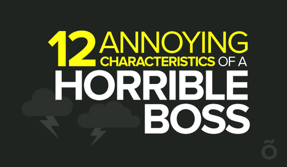 essay about bad boss Are you truly an amazing boss or just a good one see how many of these 10 traits are natural for you 10 things really amazing bosses do.