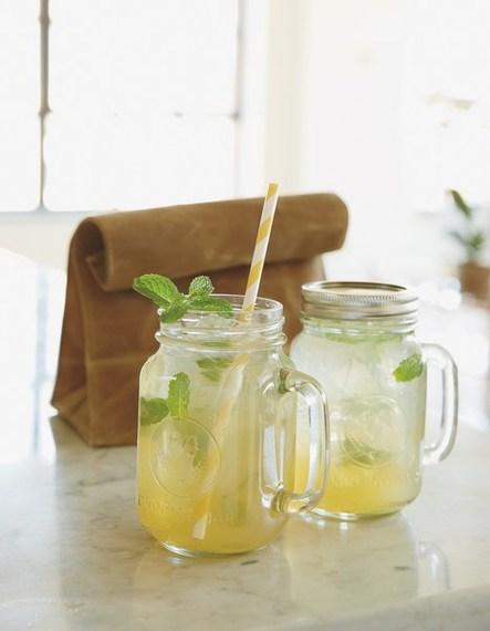 The Queen's Rum Shaker Cocktail Recipe — Dishmaps