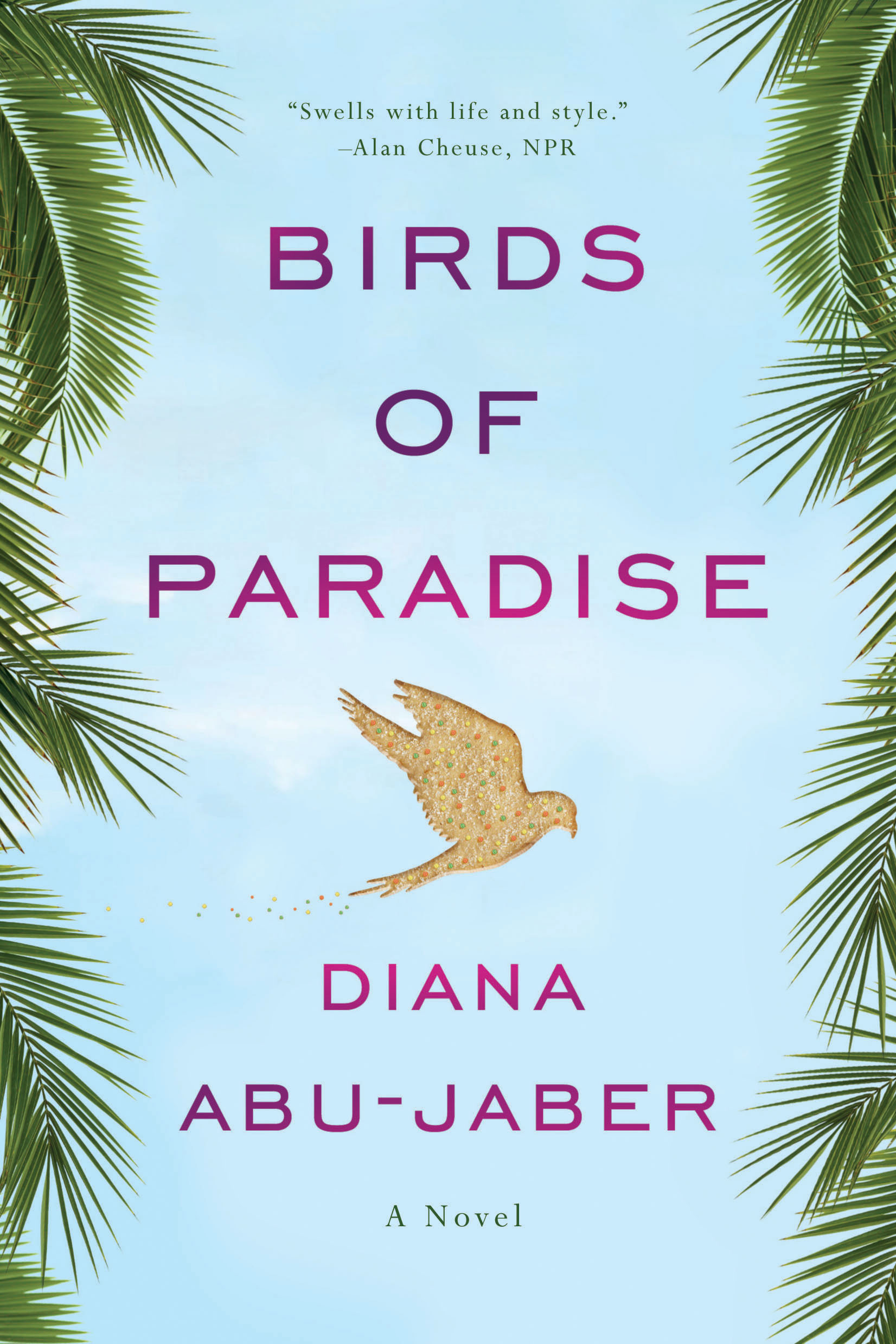 book doctors interview diana abu jaber on how to write literary 2014 06 05 birdsofparadisepbk jpg
