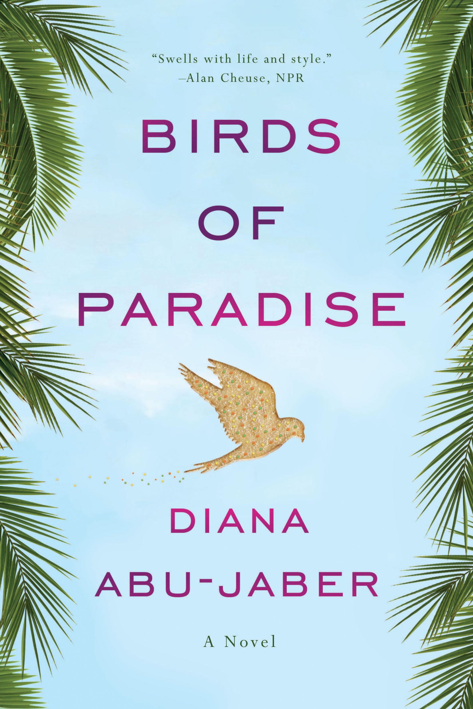 book doctors interview diana abu jaber on how to write literary 2014 06 05 birdsofparadisepbk jpg